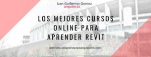 Los mejores cursos online para aprender revit